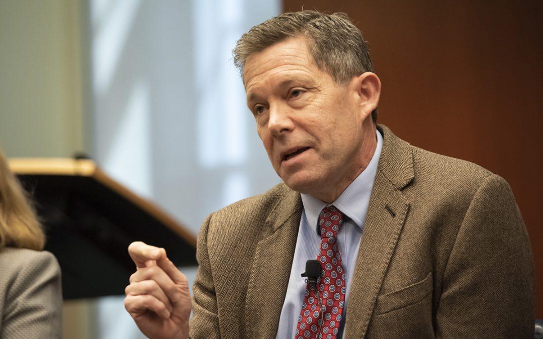 Judicial panel to discuss Judge Jeffrey Sutton's book