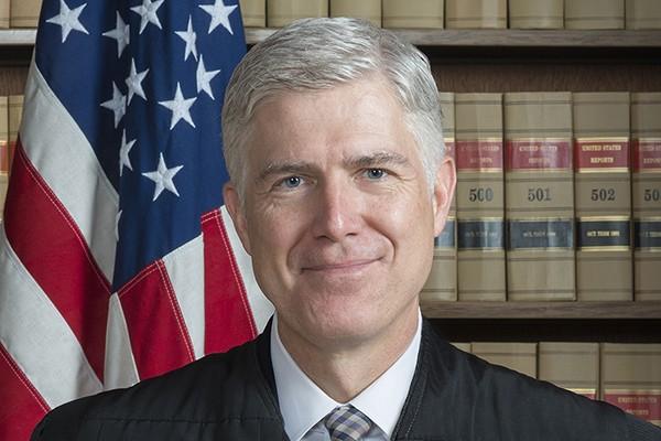 SCOTUS Justice Neil Gorsuch