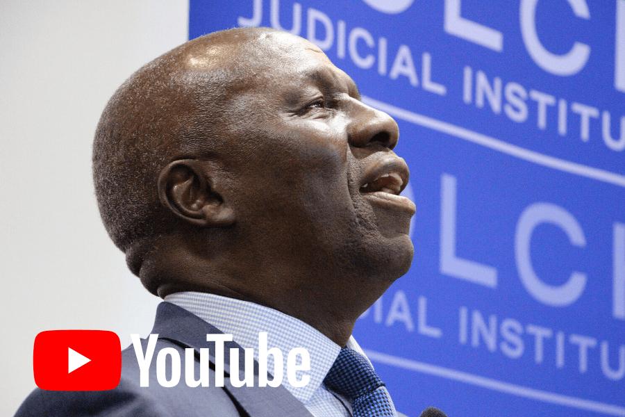 Justice Dikgang Moseneke - YouTube Icon