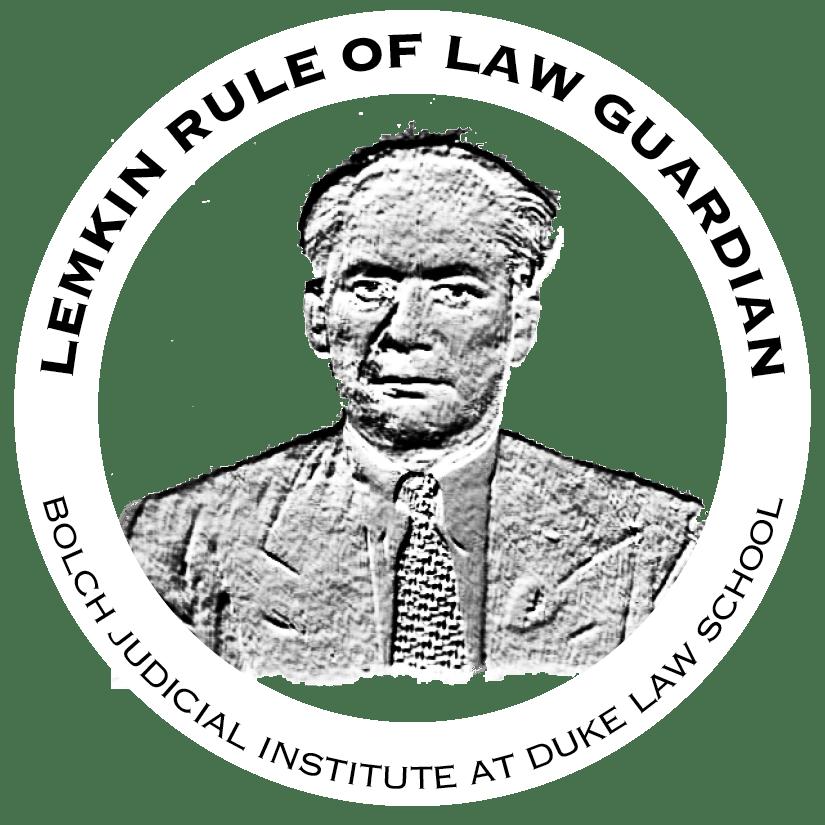 Lemkin Rule of Law Gaurdian