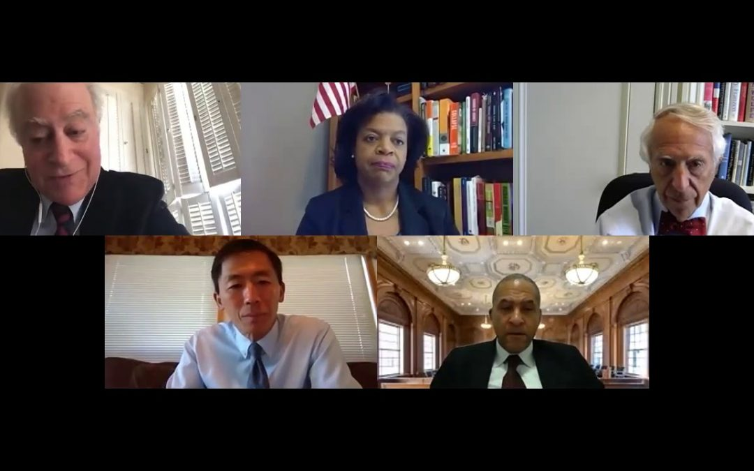 Ep 8: Addressing Racial Disparities in the Courts